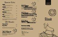Steak-Auswahl downloaden - Santa Fe
