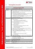 Förderprogram m e - Textil- und B ekleidungsindustrie N R W - ZiTex - Seite 4