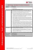 Förderprogram m e - Textil- und B ekleidungsindustrie N R W - ZiTex - Seite 5