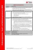 Förderprogram m e - Textil- und B ekleidungsindustrie N R W - ZiTex - Seite 6