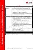 Förderprogram m e - Textil- und B ekleidungsindustrie N R W - ZiTex - Seite 7