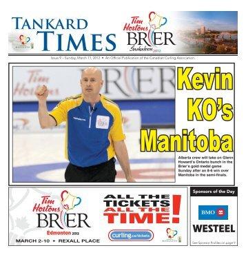 Tankard Times - Canadian Curling Association