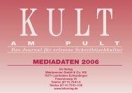 Mediadaten 2006 - im bit-Verlag