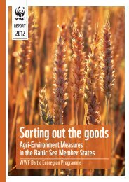 Agri-Environment Measures in the Baltic Sea Member States