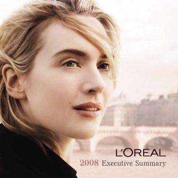 2008 Executive Summary