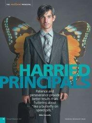 Harried Principals Aren't Helpful Principals - National Association of ...