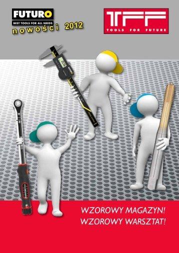 nowo ś ci 2012 - Portal Narzędziowy