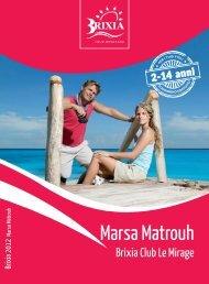 Marsa Matrouh - Brixia Tour Operator