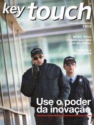 Use o poder da inovação - Key Touch magazine