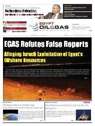 EOG Newspaper November 2012 Issue - Egypt Oil & Gas