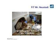 FiT Wr. Neustadt - gendernow