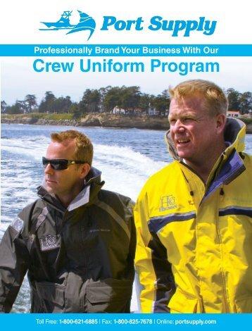 Crew Uniform Program - West Marine