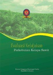 Position Paper KPPU Terhadap Perkembangan Perkebunan Kelapa ...