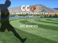 Chamber of Commerce Cup introduction - China-Italy chamber of ...