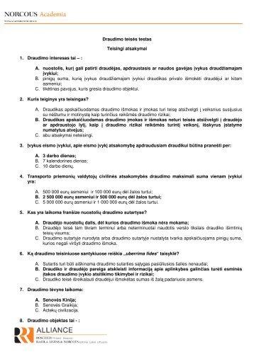 Nr. 3 - NORCOUS Academia