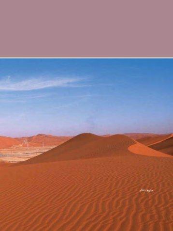 الفصل الرابع: الارتقاء إلى مستوى التحديات - Saudi Aramco