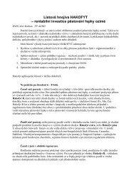 Listová hnojiva HAKOFYT – rentabilní investice pěstování ... - VP Agro