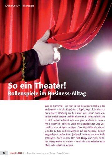 Rollenspiele im Unternehmensalltag - Scriptics