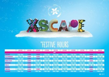 to download a pdf detailing all - Xscape