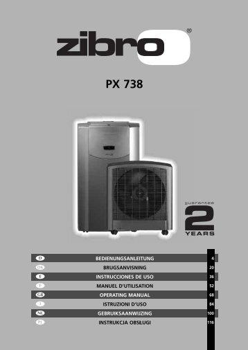 PX 738 - Zibro