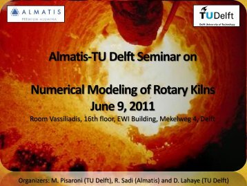 Turbulent Non-Premixed Combustion Analysis - TU Delft