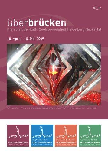 überbrücken - Seelsorgeeinheit Heidelberg-Neckartal