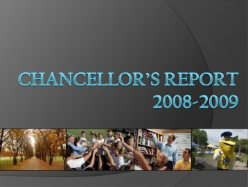 Annual Report 2008-09 - Louisiana State University at Shreveport