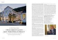 TRAUMREFUGIEN MIT PERSÖNLICHKEIT - Heidelberg Suites