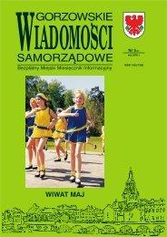 GWS Nr 05/2000 - Gorzów