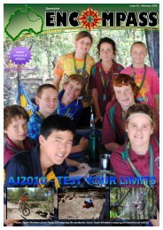 Issue 16 - Goodna Scout Group - Scouts Queensland