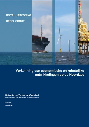 Verkenning van economische en ruimtelijke ... - Noordzeeloket