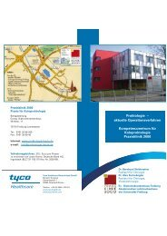 Anmeldung - Proktologische Praxis Freiburg