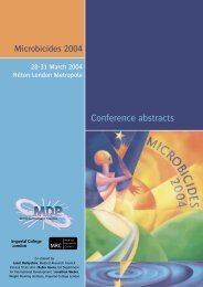 Conference abstracts - Sida Studi