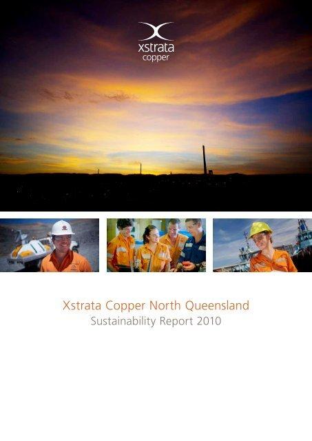 Xstrata Copper North Queensland pdf - Mount Isa Mines