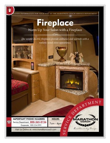 Fireplace - Prevost Community