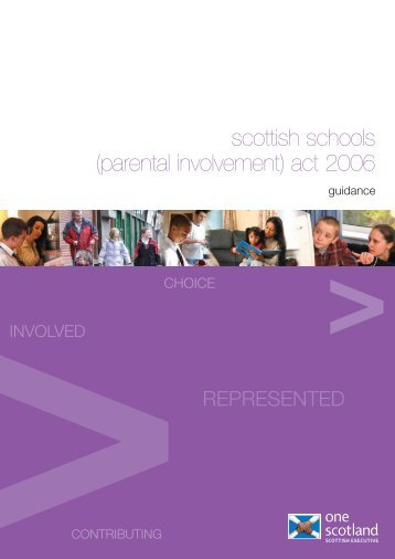 parental involvement - Education Scotland