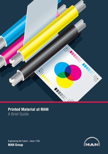 Printed Material at MAN A Brief Guide - MAN Brand Portal