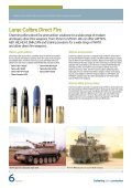 Munitions - Chemring Group PLC - Page 6