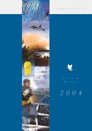 Chemring Interim 2004 - Chemring Group PLC
