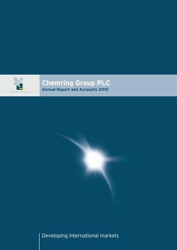 Directors' Remuneration Report - Chemring Group PLC