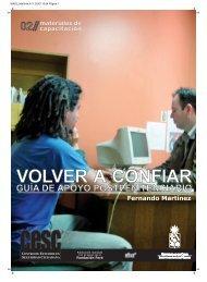 volver a confiar - Centro de Estudios en Seguridad Ciudadana ...