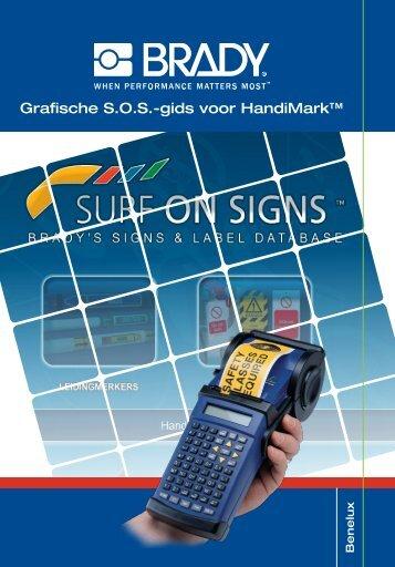 Grafische S.O.S.-gids voor HandiMark™