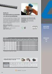 SCHLAUCH TYP UI Multiflex UI : Sehr stabile Ausführung ... - Anamet