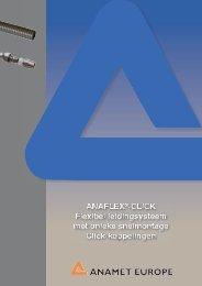 Koppeling type ANAFLEX - Anamet