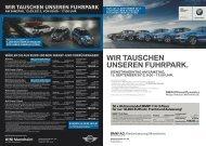 Zum Angebotsflyer. (PDF, 3830k) - BMW Niederlassung Mannheim