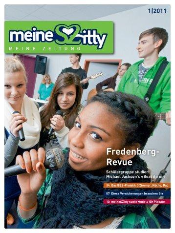 Mieterzeitung 1/2011 - meineSZitty