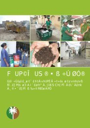 Inspiring Progress document (Tamil Version) - Exnora Green Pammal