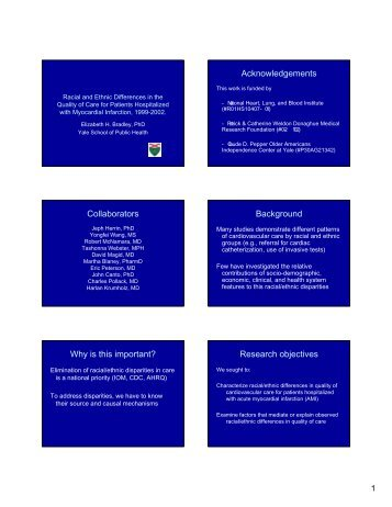 PDF Handout - AcademyHealth