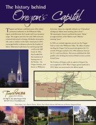 The history behind - Travel Salem