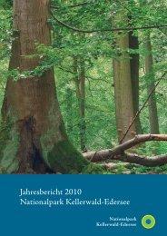 Jahresbericht 2010 -  Landesbetrieb Hessen-Forst
